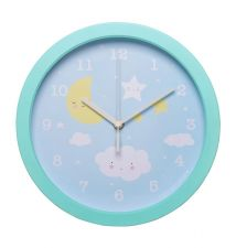 Clock: Cloud