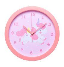 Clock: Unicorn