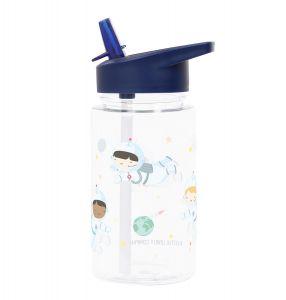 Trinkflasche: Astronauten