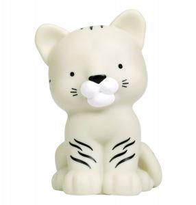 Little light: Weißer Tiger   Kinderlichter   A Little Lovely Company
