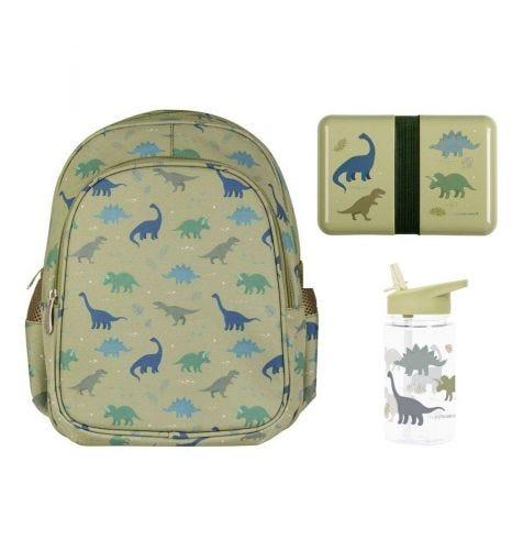 Schulset: Rucksack - Dinosaurier