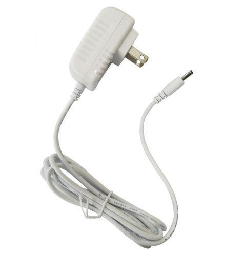 adapter 5v us white