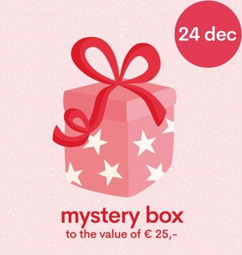 WIN: Mystery Box im Wert von €25