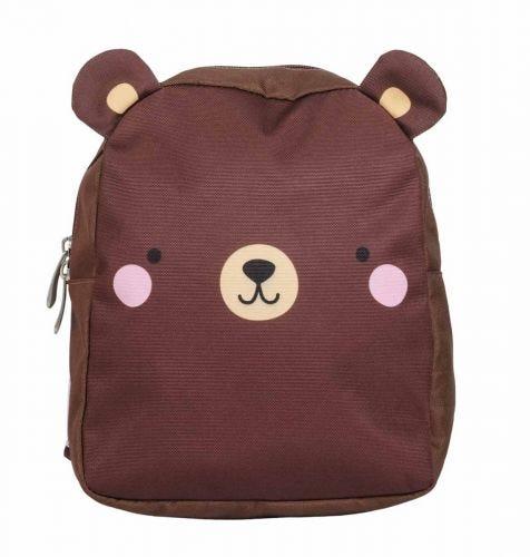 Kleiner Rucksack: Bär