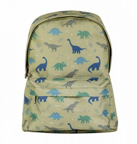 Kleiner Rucksack: Dinosaurier | Schulmaterial | A Little Lovely Company