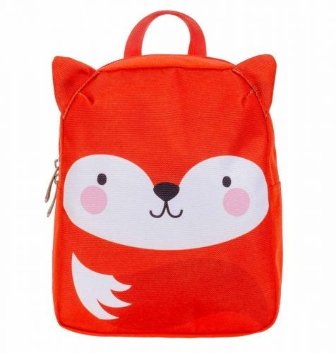 Little backpack: Fox