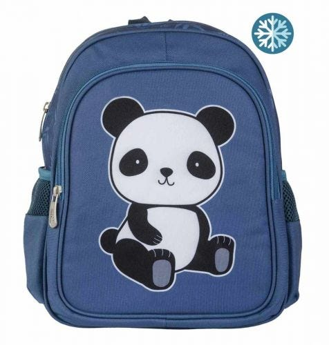 Rucksack: Panda | Schulmaterial | A Little Lovely Company