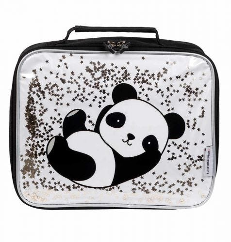 Kühltasche: Glitzer Panda
