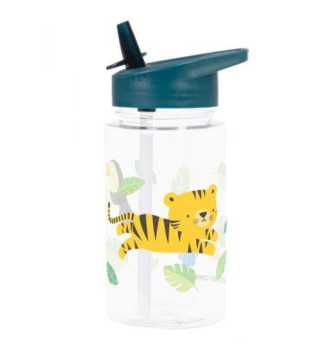 Trinkflasche: Dschungel Tiger