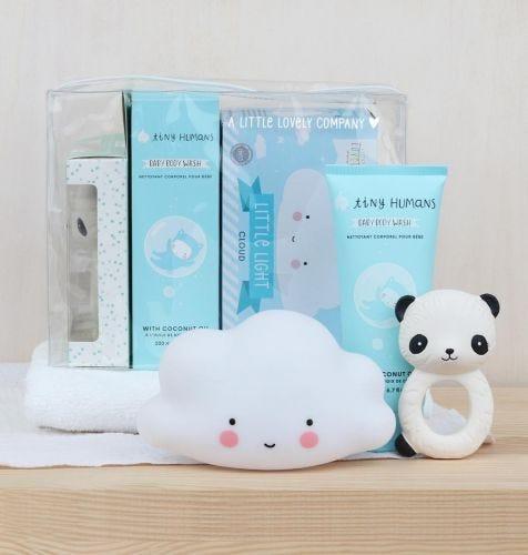 Baby Geschenkset: Wolke & Freunde (M)