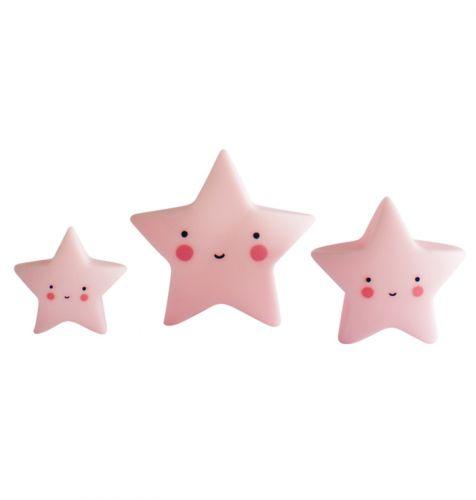 Minis: Sterne – Rosa