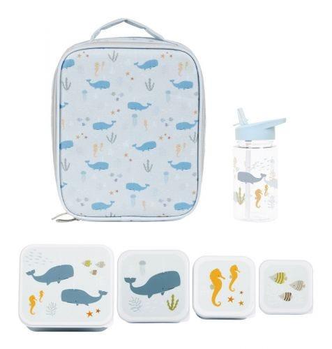 Schulset: Kühltasche – Ozean