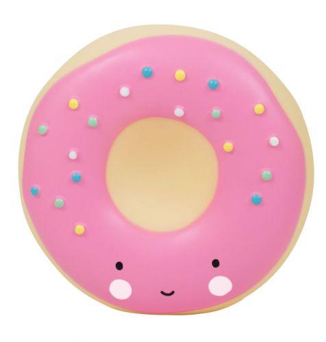 Spardose: Donut - Rosa