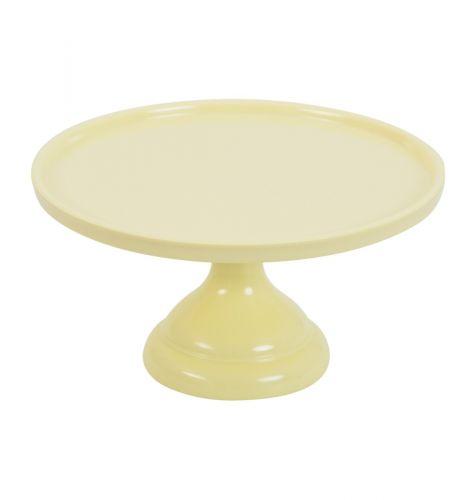 cakestand yellow