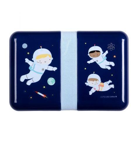 Brotdose: Astronauten