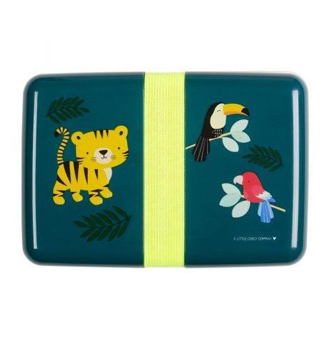 Lunchbox: Dschungel Tiger