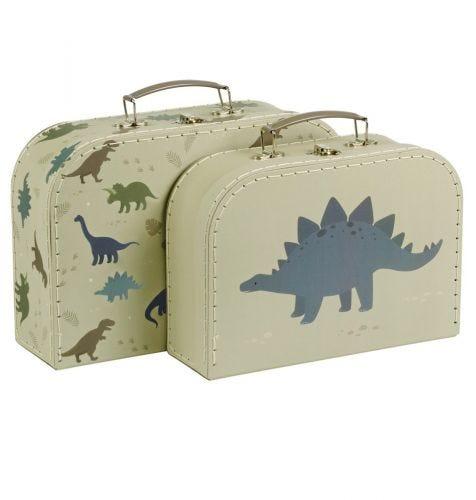 Kofferset: Dinosaurier