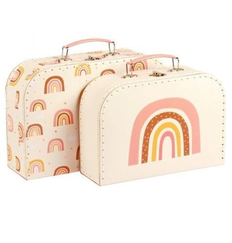 Kofferset: Regenbogen