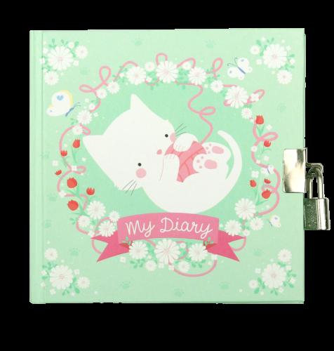Mein Tagebuch: Katze