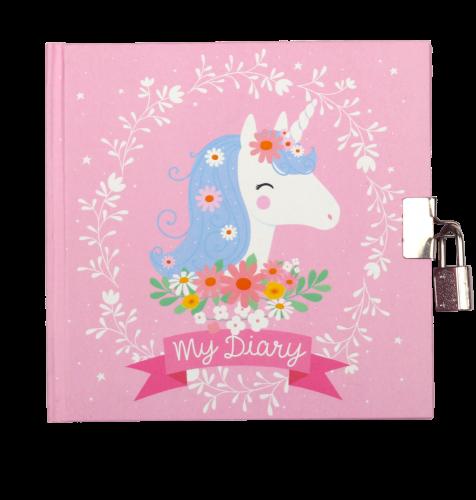 Mein Tagebuch: Einhorn