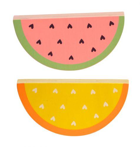 Klötze: Wassermelone